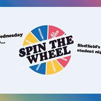 Spin The Wheel at SOYO