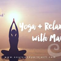Yoga &amp Relaxation with Mari  Register today
