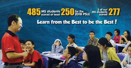 MS PSLE Power Up Bootcamp 2019  Higher Chinese