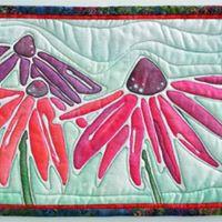 Enid Weichselbaum Fabric Play Day Workshop