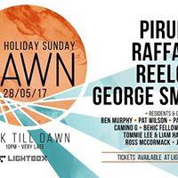 This Sunday Dawn Pres. Dusk Till Dawn - Bank Holiday Sunday
