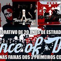DANCE of DAYS 20 ANOS em So Jos dos Campos