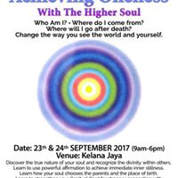 Achieving Oneness With The Higher Soul Workshop