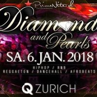 Diamonds &amp Pearls  Q Zurich  SA-6.Jan18