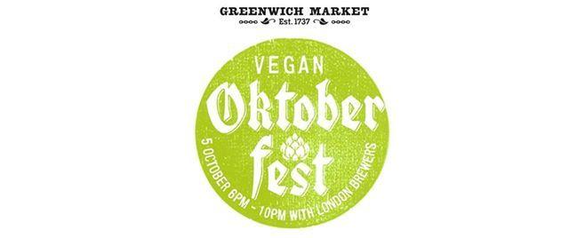007fc90e9f8458 Vegan Oktoberfest at Greenwich Market