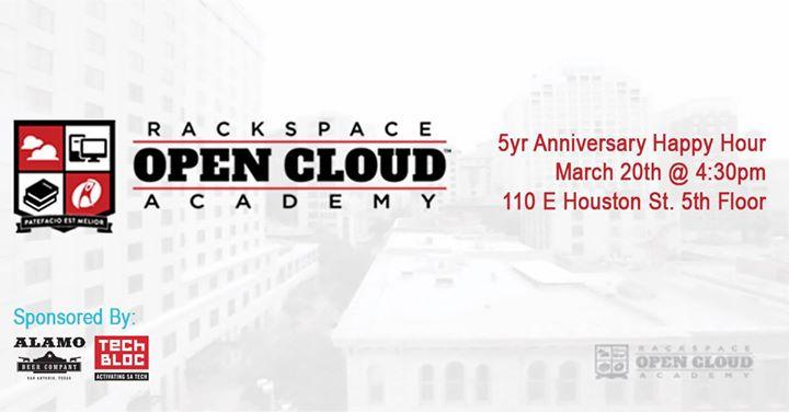 Tech2sDay Meet-up: Celebrating OCAs 5 Year Anniversary! at