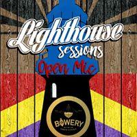 Lighthouse Sessions FT. Mike Paterson &amp Alex Harvey (Vernon Jane)