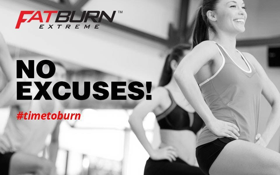 Fatburn Extreme Workout 20 Apr 2018