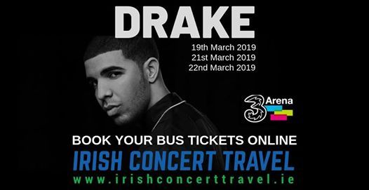 Buses to Drake concerts