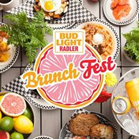 Bud Light Radler BRUNCH FEST