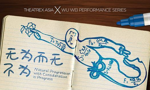 Wu Wei Performance Series 2019 at Art Stage