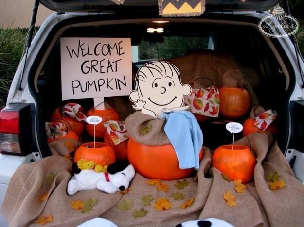 vegan halloween party indoor trick or treating