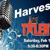 Harvest Talent Show