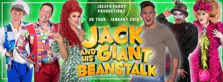 Jack and his Giant Beanstalk