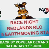 Redlands Race Night