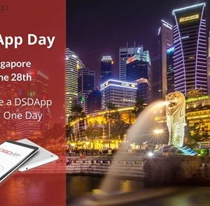 DSDApp Day Singapore - Become a DSDApp PRO in One Day