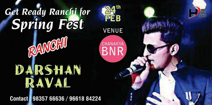 Spring Fest With Darshan Raval