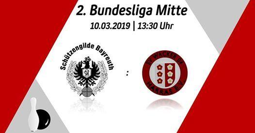 Schtzengilde Bayreuth D1  SV Wacker 04 Harras