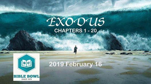 2019 SC Bible Bowl