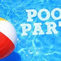 Kidz Pool Lock In Party