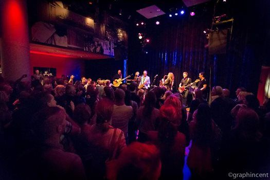 Club Dauphine - Friday Night Live - 1 feb