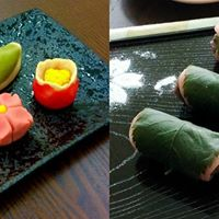 Wagashi  course on 22nd &amp 27th July