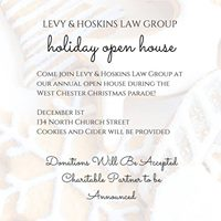 Levy &amp Hoskins Holiday Open House