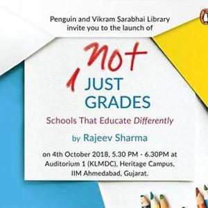 Not Just Grades by Rajeev Sharma