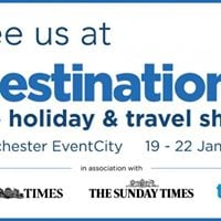 Destinations Show Manchester
