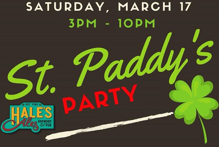 St. Paddys Party
