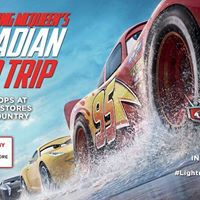 Lightning McQueen will be at Canadian Tire Kanata- free event