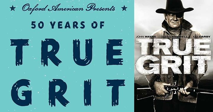 Image result for true grit 50 oxford american