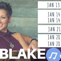 Blake &amp Jenna Bolerjack Concert