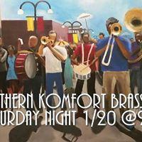 Theyre Back Southern Komfort Brass Band