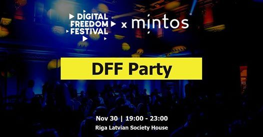 DFF Official Party Powered By Mintos