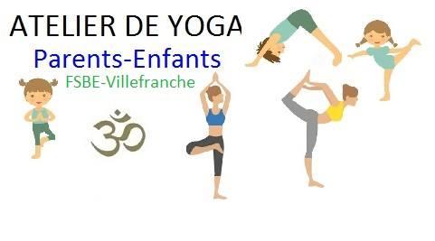 Atelier de Yoga Parents-Enfants