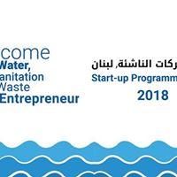 cewas Start-up Programme Lebanon 2018