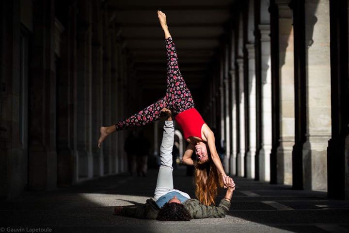 Chania 2 Days Intensive Arts Elements AcroYoga Contact Tour With Mehdi Zidhane