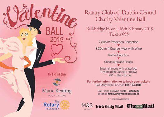 2019 Charity Valentine Ball