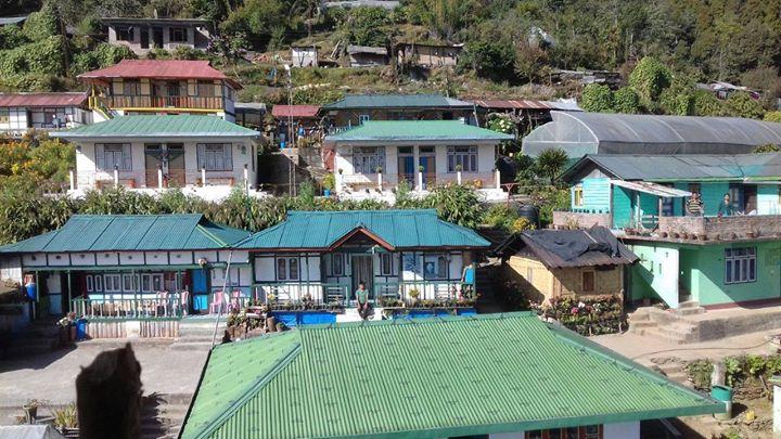 Image result for yakten village sikkim