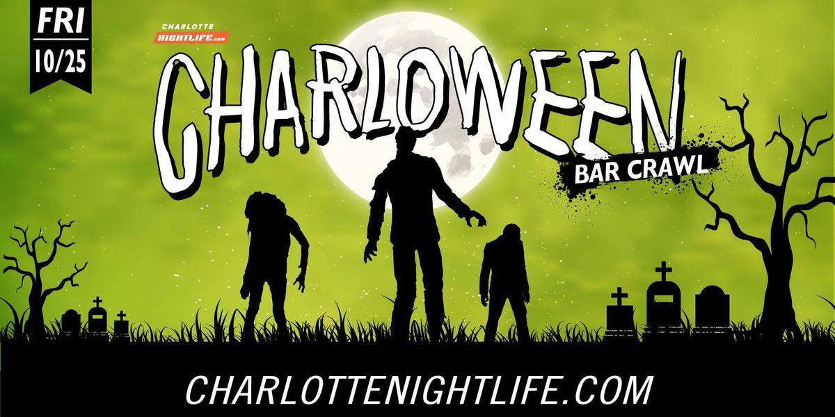 HOST EUN 14th Annual CHARLOWEEN Bar Crawl