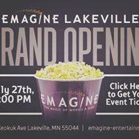 Emagine Lakeville Grand Opening benefiting Take Steps
