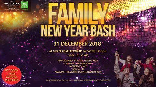 Family New Year Bash 2019