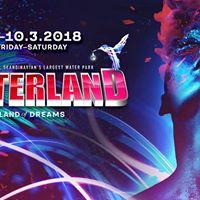 Waterland 2018 - Land of Dreams