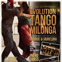 Evolution Tango Milonga