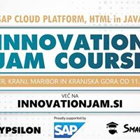 Brezplaen teaj programiranja &quotInnovation Jam Course&quot v Kopru