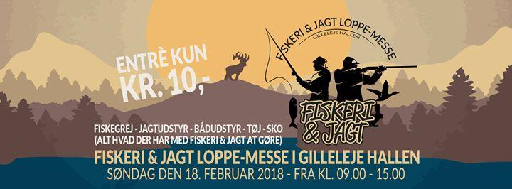 Fiskeri & Jagt Loppe-messe