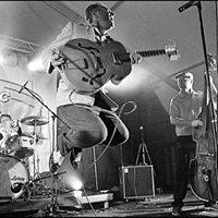 Jake Calypso &amp His Redhot play their Brighton debut