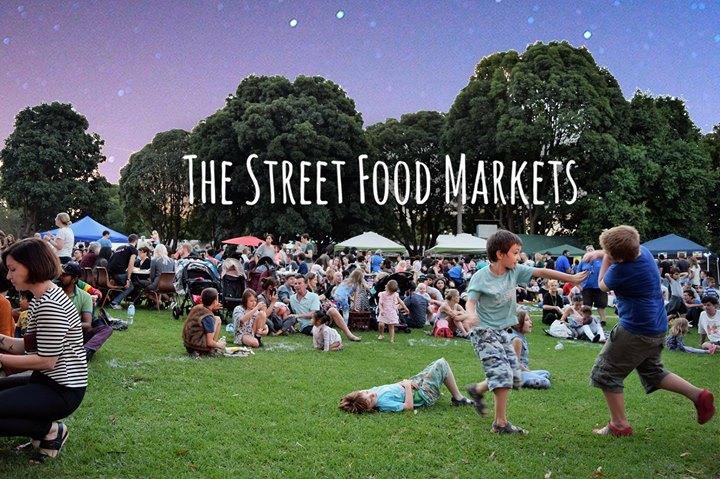 Addison Road Street Food Markets