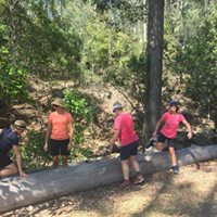 Weekend HikeAbout Southside